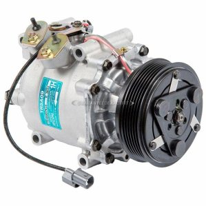 2001 Honda Civic AC Compressor and Components Kit All