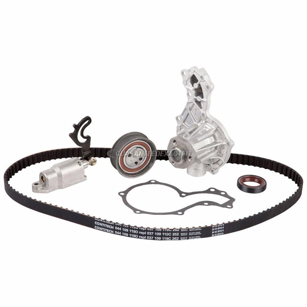 2001 Nissan Pathfinder Drive Belts