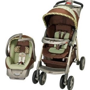 Best Evenflo Aura Travel System