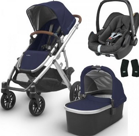 Best UPPAbaby Vista Travel System