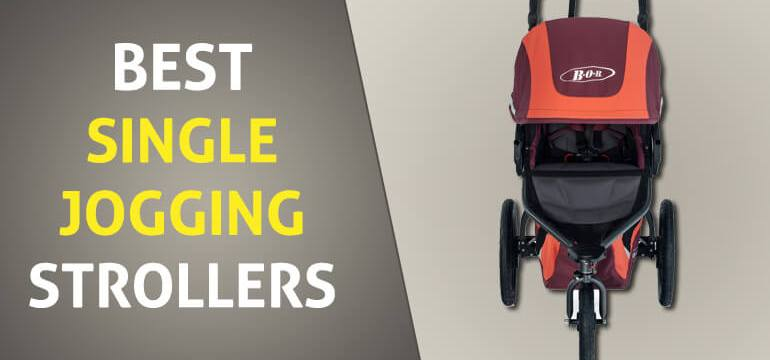 Best Single Jogging Strollers Review