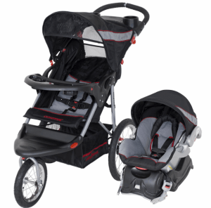 Lightweight Single Jogger Stroller