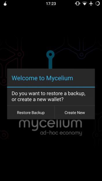 Mycelium'a hoşgeldiniz