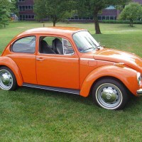 1973 VW Super Beetle for Sale