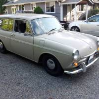 1969 VW Type 3 Squareback