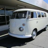 1966 VW Bus For Sale