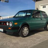 1977 VW Rabbit MK1 GTI For Sale