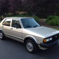 Very Clean 1984 VW Jetta MK1 Turbo Diesel