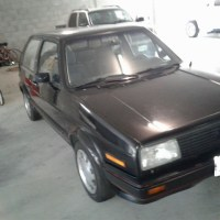 1985 Volkswagen GTI Covered Garage Parking Past 20 Years