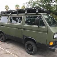 Volkswagon Vanagon 4x4 Syncro 1987
