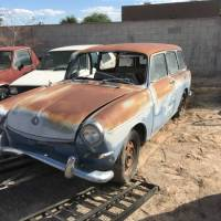 Complete Project, 1967 VW Squareback