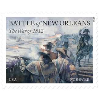 The War of 1812: Battle of New Orleans (Sheet Of 20)