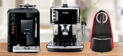 Home Coffee Machines