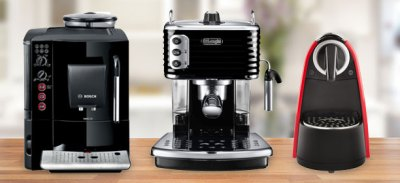 Home Coffee Machines