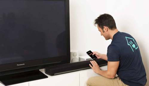 Home Theatre System Installation
