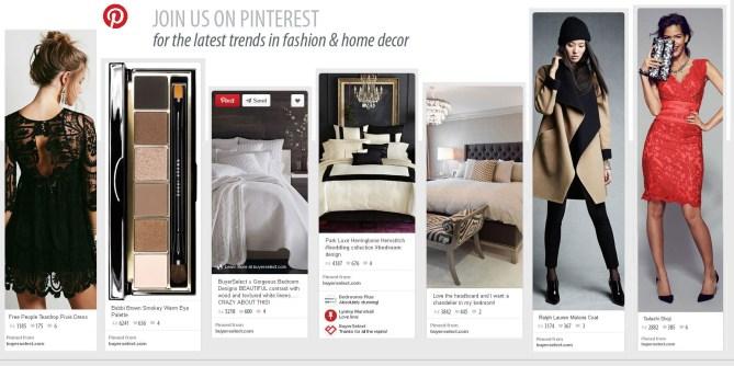 Buyer Select on Pinterest