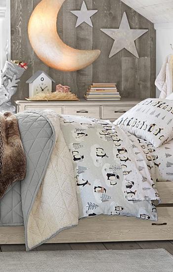 Corduroy Plush Bedding