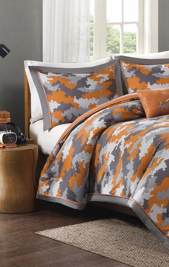 Mizone Lance Comforter Set