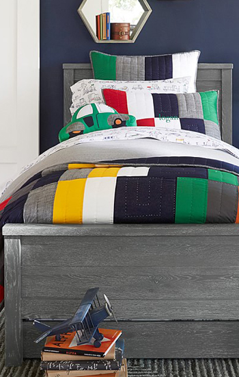 Logan Quilted Bedding
