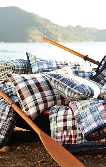 Mariner Madras Quilt