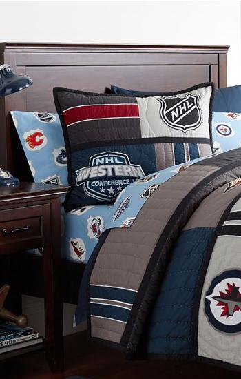 NHL Quilt