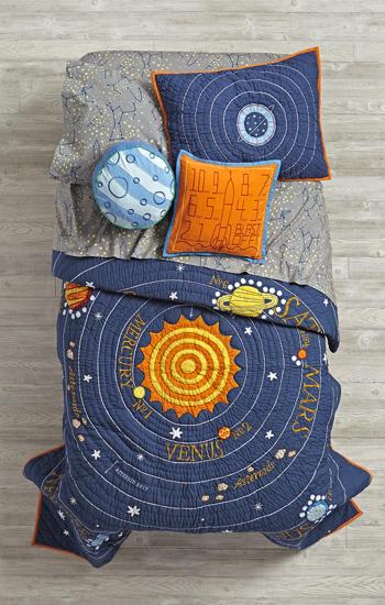 Solar System Bedding