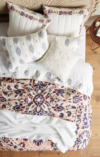 Anthropologie Juliol Quilt