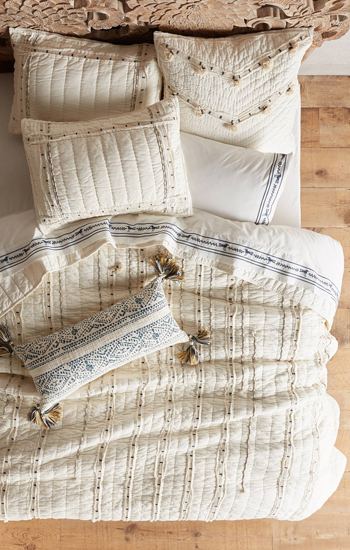 Anthropologie Turi Bedding