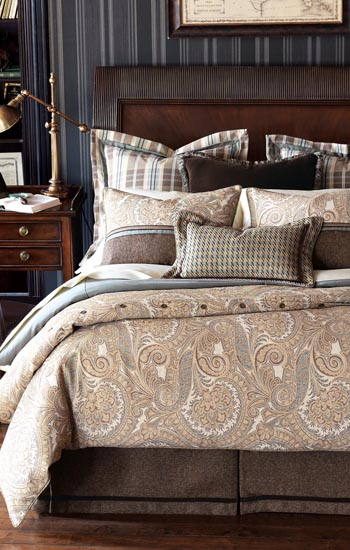 Eastern Accents Powell Bedding