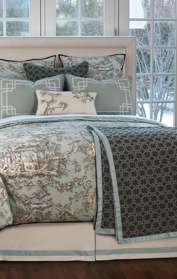 Eastern Accents Vera Bedding