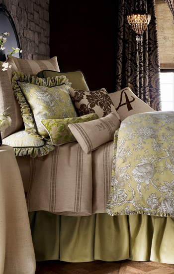 French Laundry Home Spring Garden Bedding