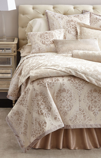 Jane Wilner Designs Aristocrat Leaf Bedding