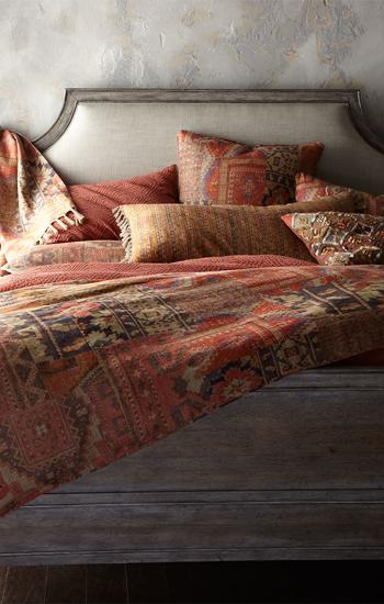 Pine Cone Hill Anatolia Print Bedding