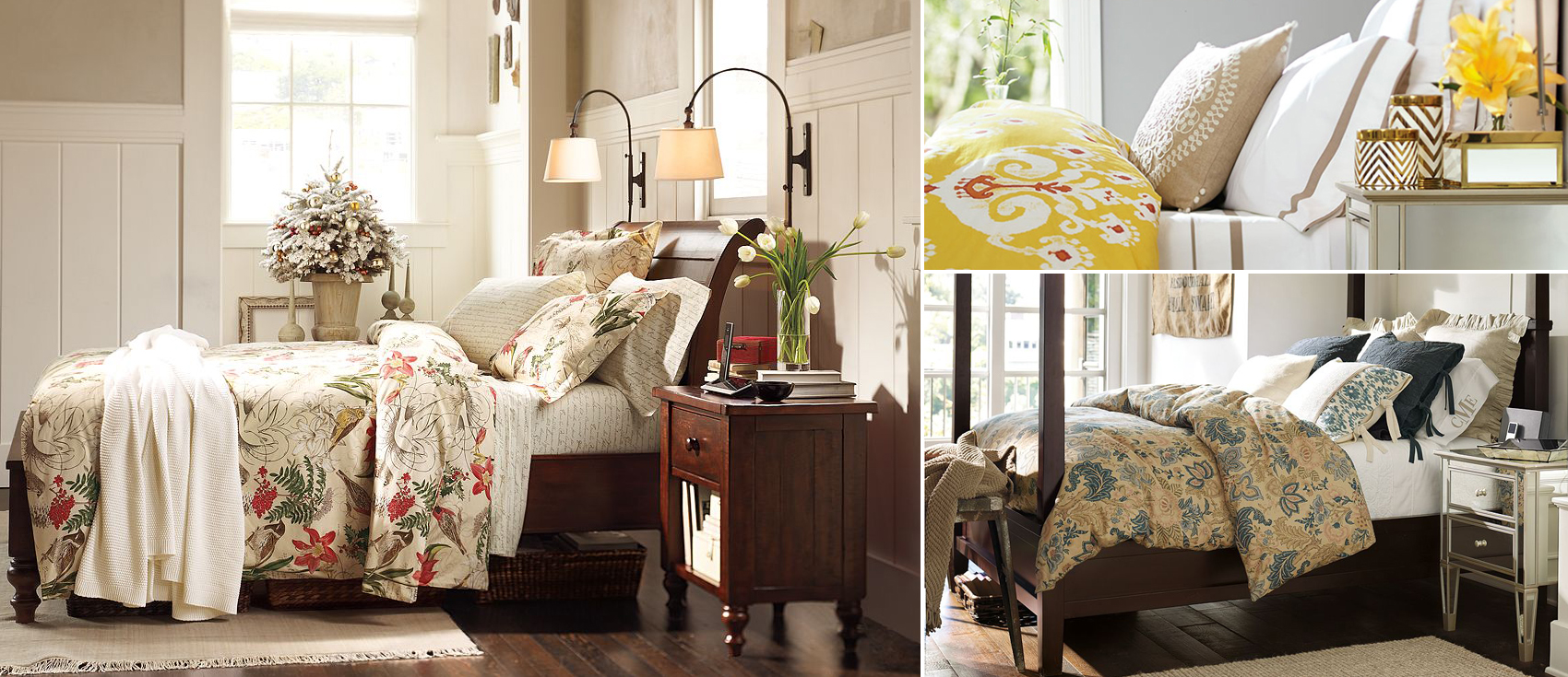 bed sets | pottery barn bedding | duvet covers & quilts