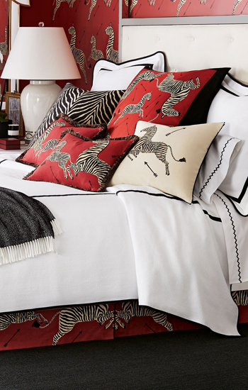 Horchow Bedding