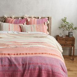 Woven Sunset Boho Quilt