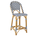 Chevron Coastal Riviera Chair