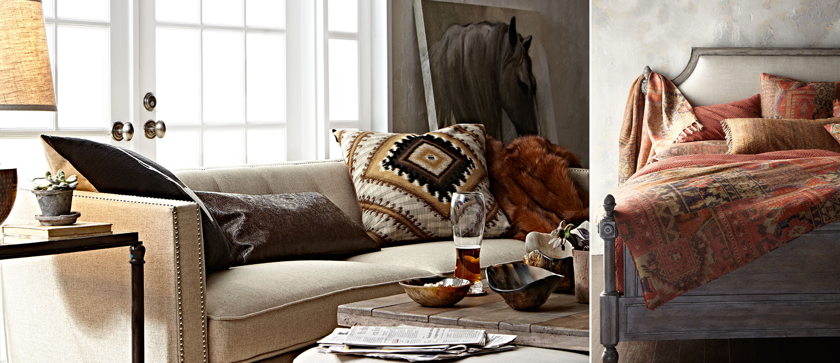 Modern Rustic Decor for the Home | Rustic Furniture | Buyer Select