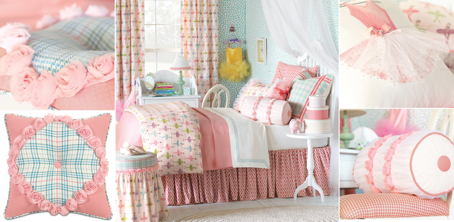 Fairy Ballerina Bedroom