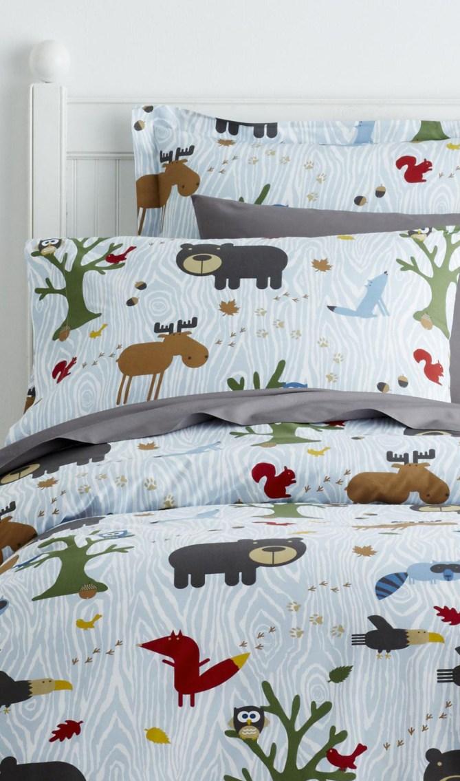 Woodland Duvet Cover
