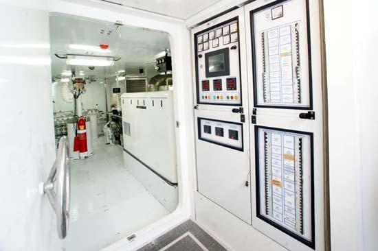 Explorer Yachts News Inace 126 Expedition Yacht Batai