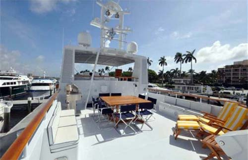 Explorer Yacht For Sale 90 Palmer Johnson Expedition