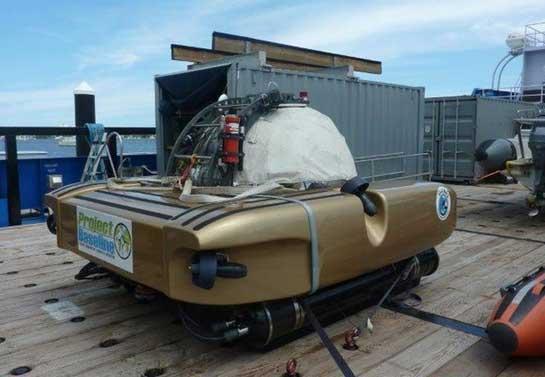 Triton Submarine for Sale