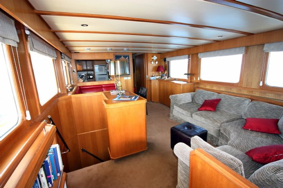 71 Expedition Yacht Hakvoort Pelgial For Sale