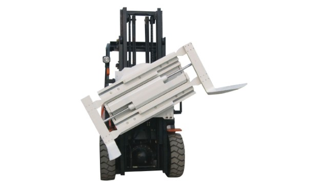 China Supplier 3 Ton Fork Lift Truck Clamps Revolving Fork Clamps