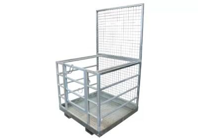 The type WP-N forklift safety cage work platform