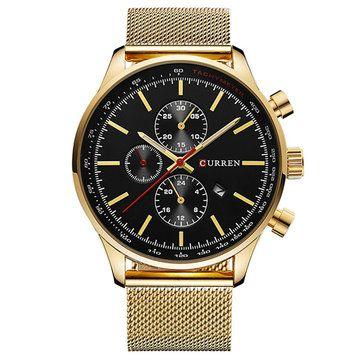 curren watch 8227 review