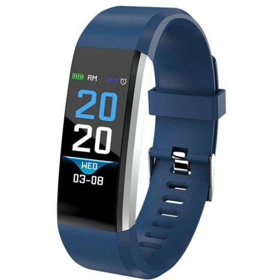 smartwatch blood pressure bangwei blue