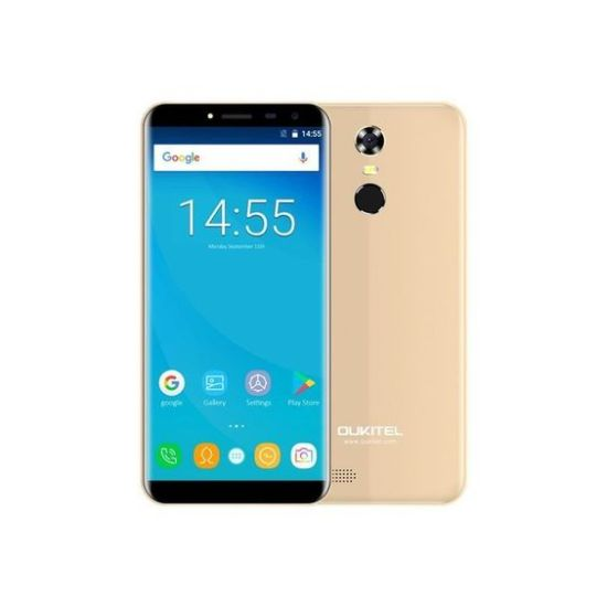 oukitel smartphone c8 18:9 with android 7.0 2gb 16gb quad core,nice oukitel phones review