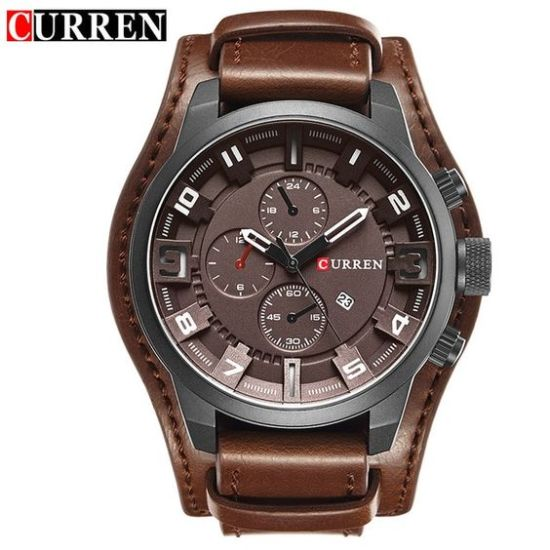 curren sports watch